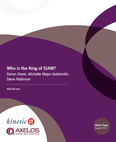 'Who is the King of SIAM?' Whitepaper Now Available