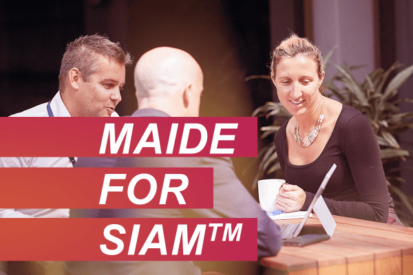 MAIDE FOR SIAM